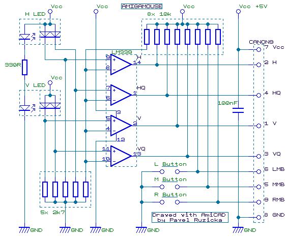 Sensational Amigamouse Wiring Digital Resources Funapmognl